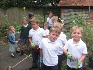 Gardening Club Autumn 2016